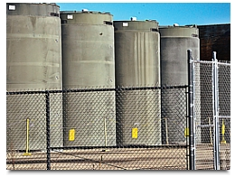 Reformer file photoSpent fuel is currently stored in dry casks at the Vermont Yankee site in Vernon.